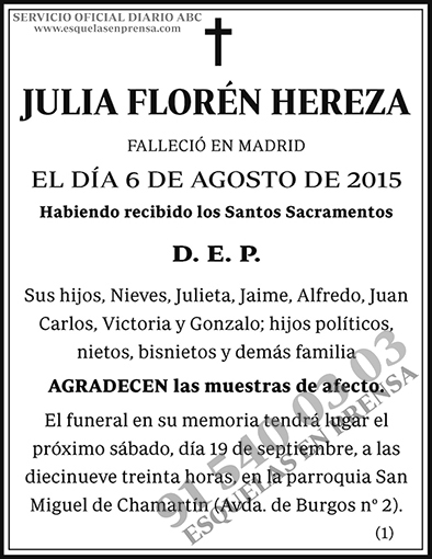 Julia Florén Hereza